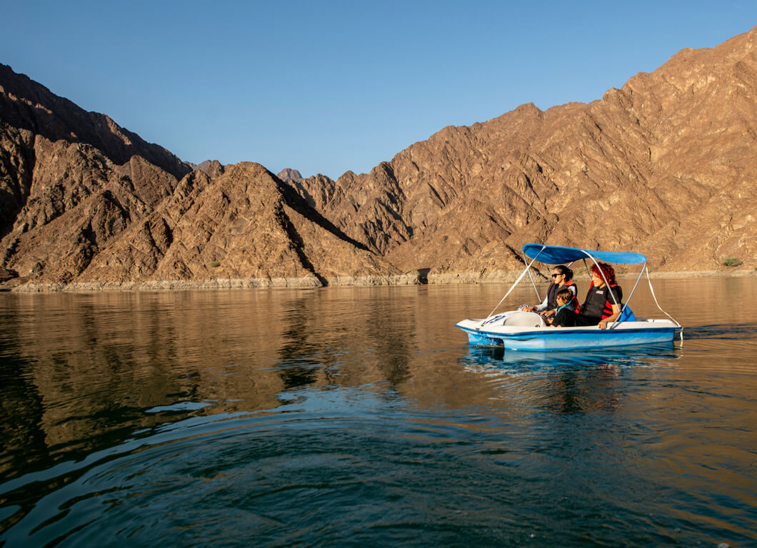 Visit-hatta-pedaldo-kayaking-boating